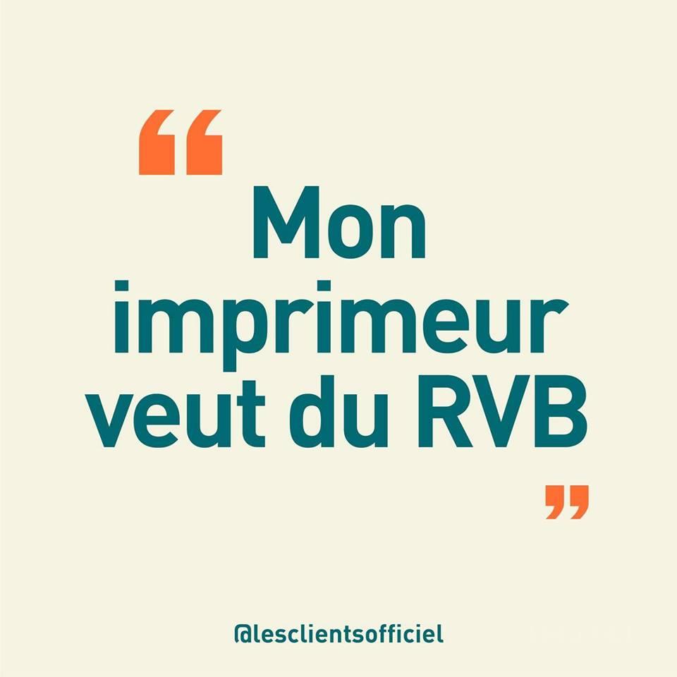 [Blague de Designer] Client VS Agence - Un Flyer format Web Merci (humour noir?) 6