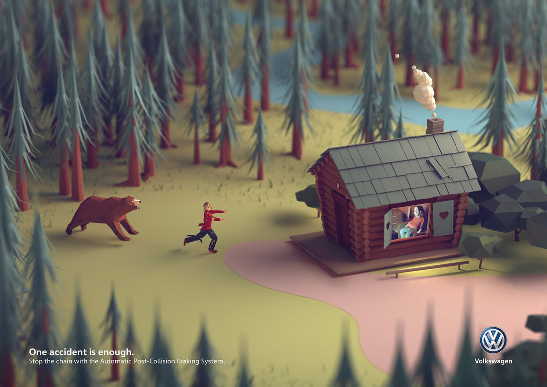 Inspiration – 110 Affiches Publicitaires Graphiques d'avril 2018 80