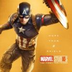 Marvel fête ses 10 ans avec une série de posters en OR