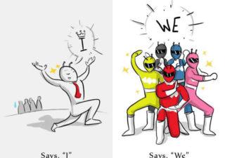 Illustration de la différence entre un BOSS et un LEADER 1