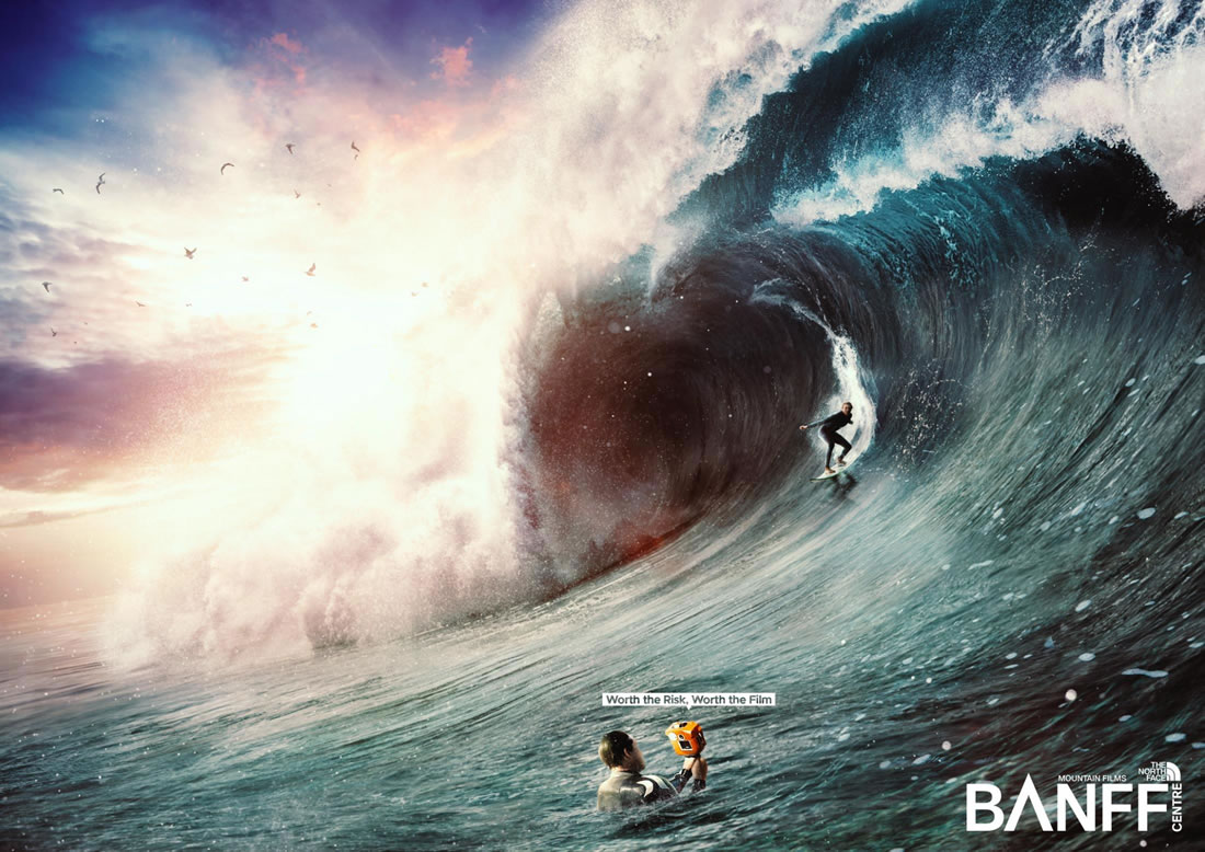 Inspiration – 110 Affiches Publicitaires Graphiques de Mai 2018 109