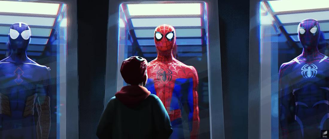 WOW - Le Trailer HD de SPIDER-MAN: INTO THE SPIDER-VERSE 2