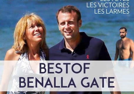 BENALLAGATE - Les meilleurs détournements sur l'affaire Benalla 4