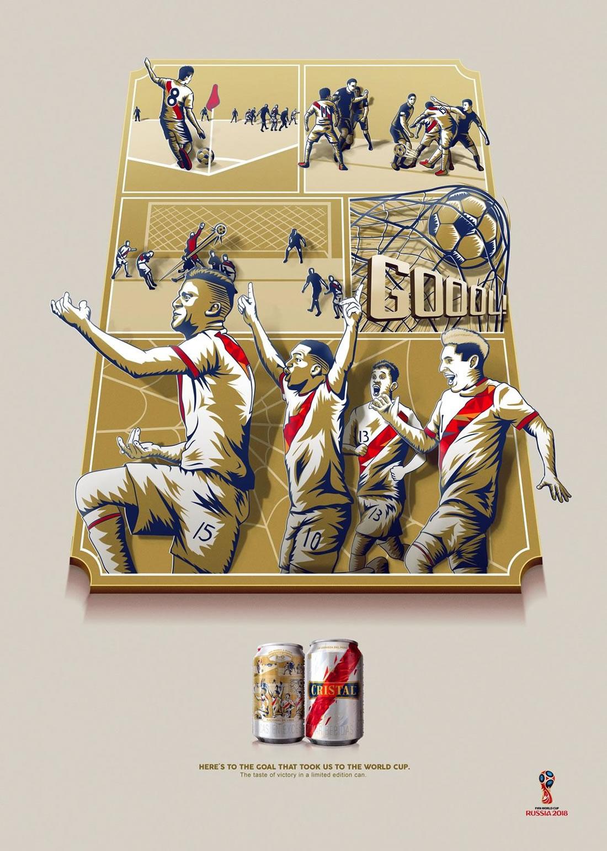 Inspiration – 120 Affiches Publicitaires Graphiques de Juin 2018 119