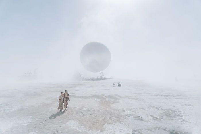Les meilleures photos du Burning Man 2018 et ses créations grandioses 2