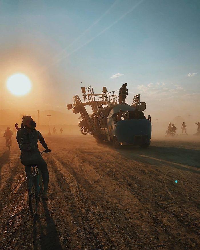Les meilleures photos du Burning Man 2018 et ses créations grandioses 3