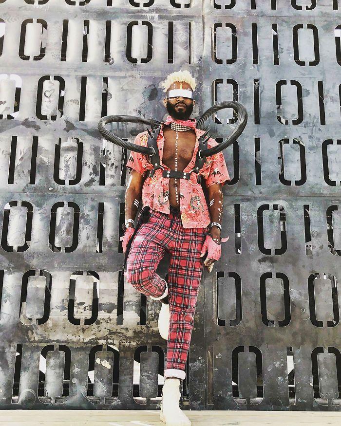 Les meilleures photos du Burning Man 2018 et ses créations grandioses 28