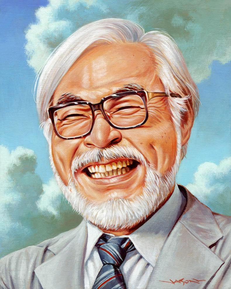 Exposition en hommage à Miyazaki. 50 artistes regroupés pour votre inspiration 2