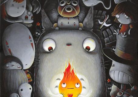 Exposition en hommage à Miyazaki. 50 artistes regroupés pour votre inspiration 1