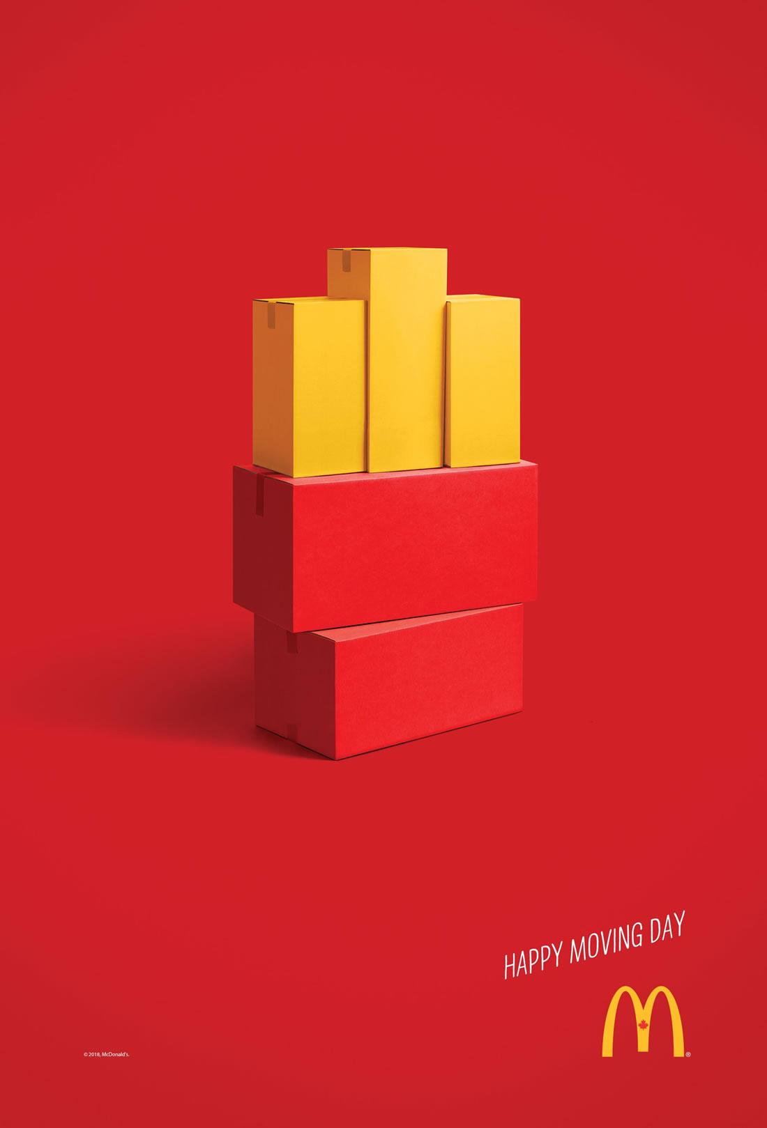 Inspiration – 130 Affiches Publicitaires Graphiques de Juillet et Août 2018 30