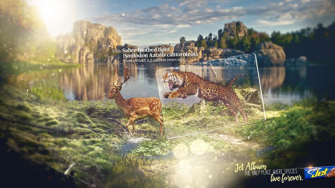 Inspiration – 130 Affiches Publicitaires Graphiques de Juillet et Août 2018 17