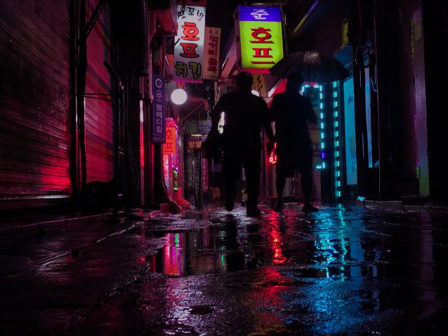 Comment retoucher ses photos sur mobile pour un effet Cyberpunk ? 10