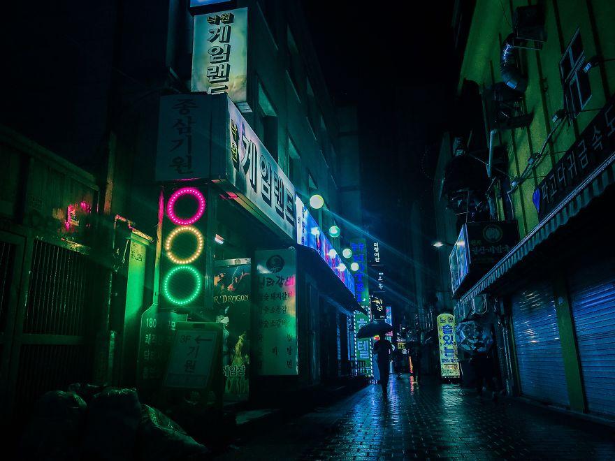 Comment retoucher ses photos sur mobile pour un effet Cyberpunk ? 16
