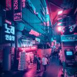 Comment retoucher ses photos sur mobile pour un effet Cyberpunk ?