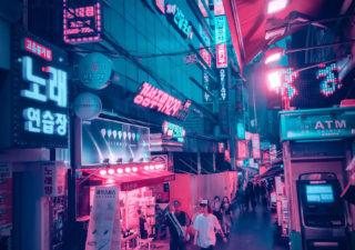Comment retoucher ses photos sur mobile pour un effet Cyberpunk ? 1