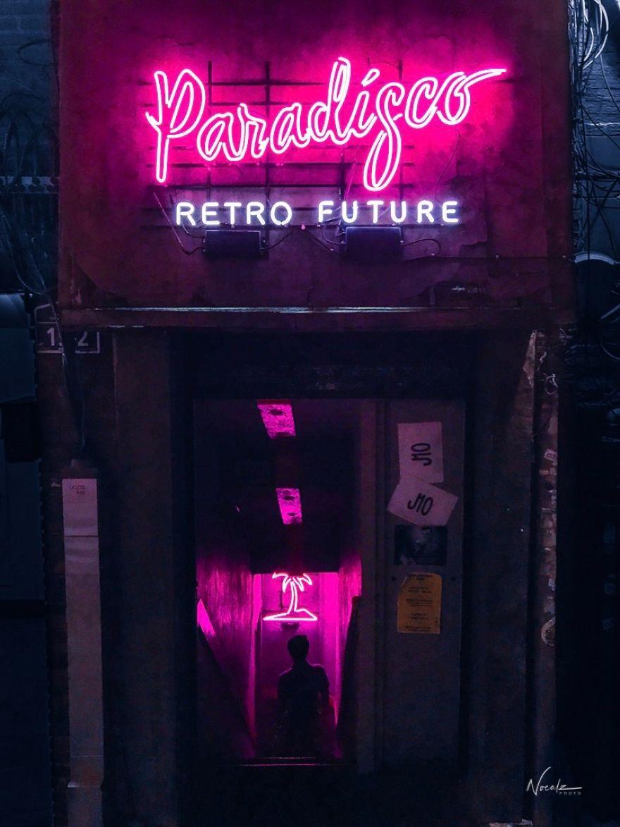 Comment retoucher ses photos sur mobile pour un effet Cyberpunk ? 7
