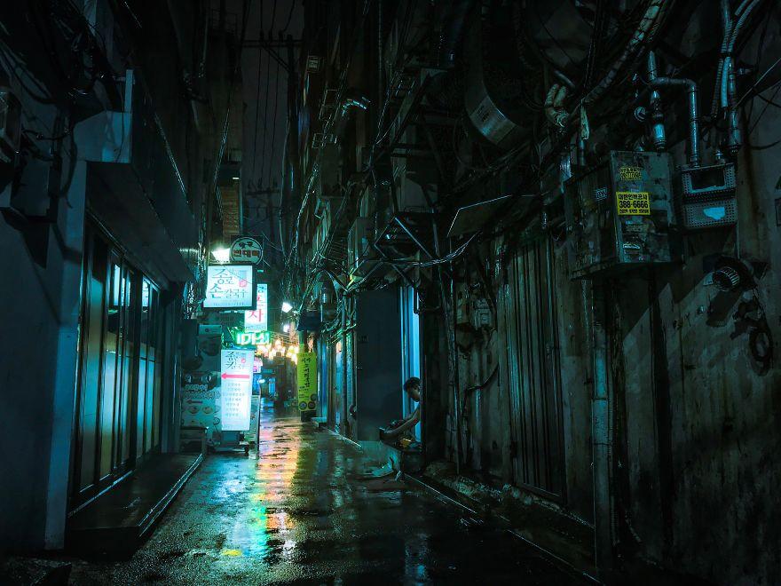 Comment retoucher ses photos sur mobile pour un effet Cyberpunk ? 8