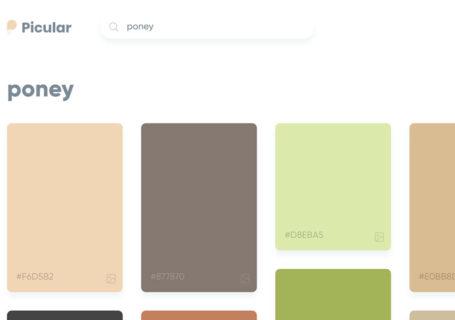 Outils pour chercher des couleurs par rapport à un mot clé facilement 1