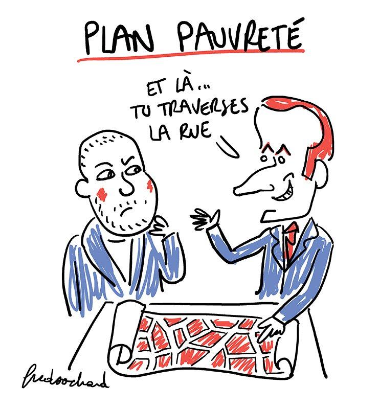 Best of détournements de Macron aux chômeurs - TraverseLaRueCommeManu 7