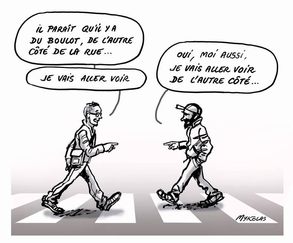 Best of détournements de Macron aux chômeurs - TraverseLaRueCommeManu 8