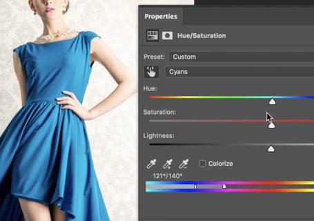 Tutorial Photoshop : Comment changer la couleur d'un élément en 1 minute 9