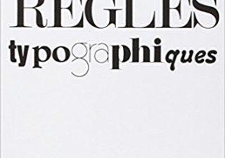 Lexique des règles typographiques 1