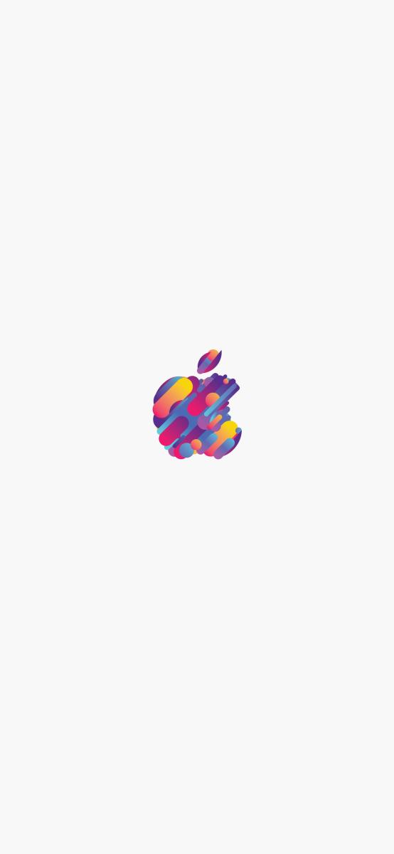 Interprétations du logo Apple pour des fonds d'écrans magnifiques ! 3