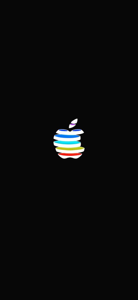 Interprétations du logo Apple pour des fonds d'écrans magnifiques ! 4
