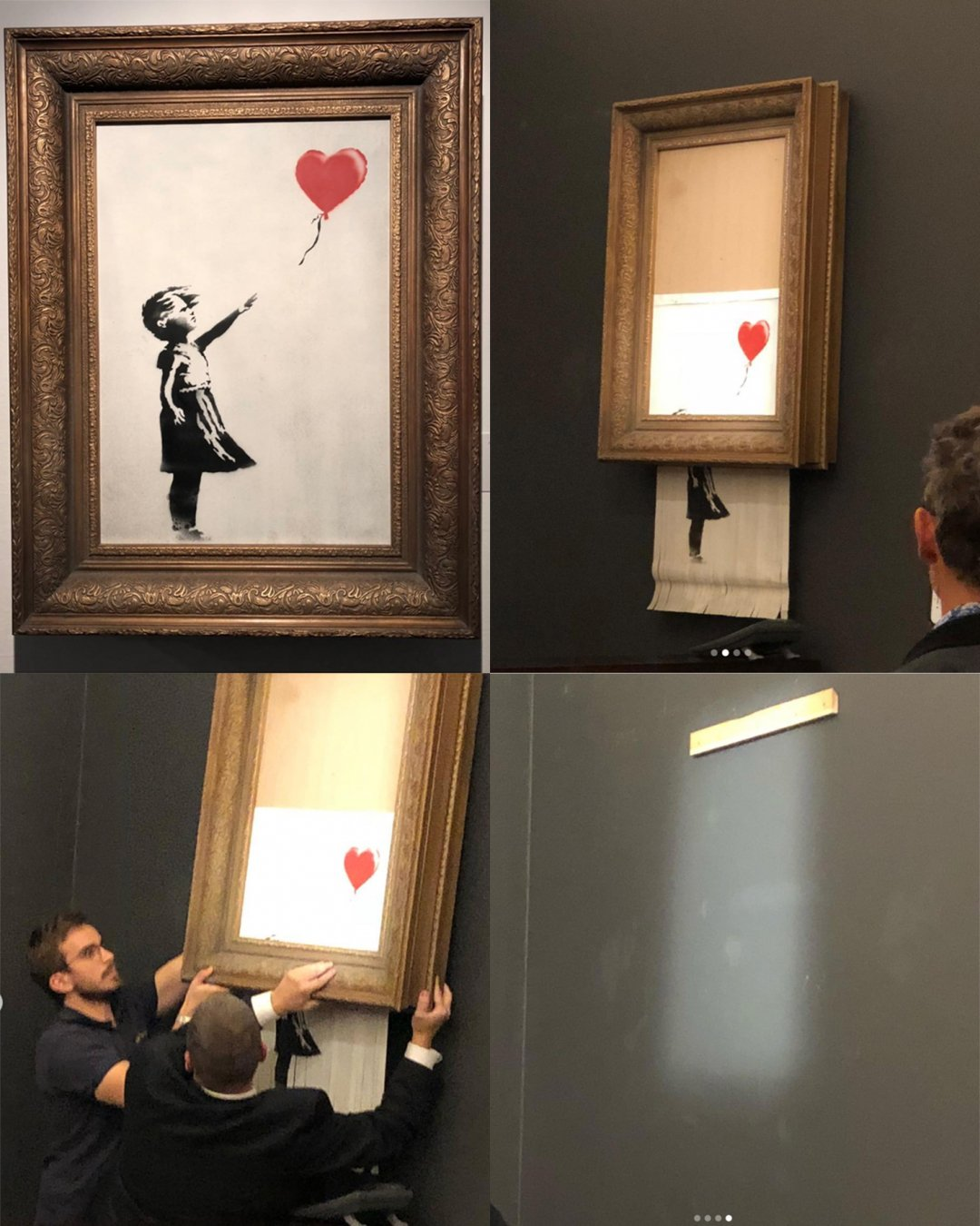 Comment Banksy a Trollé sa vente à 1.3 Million de Dollars 2