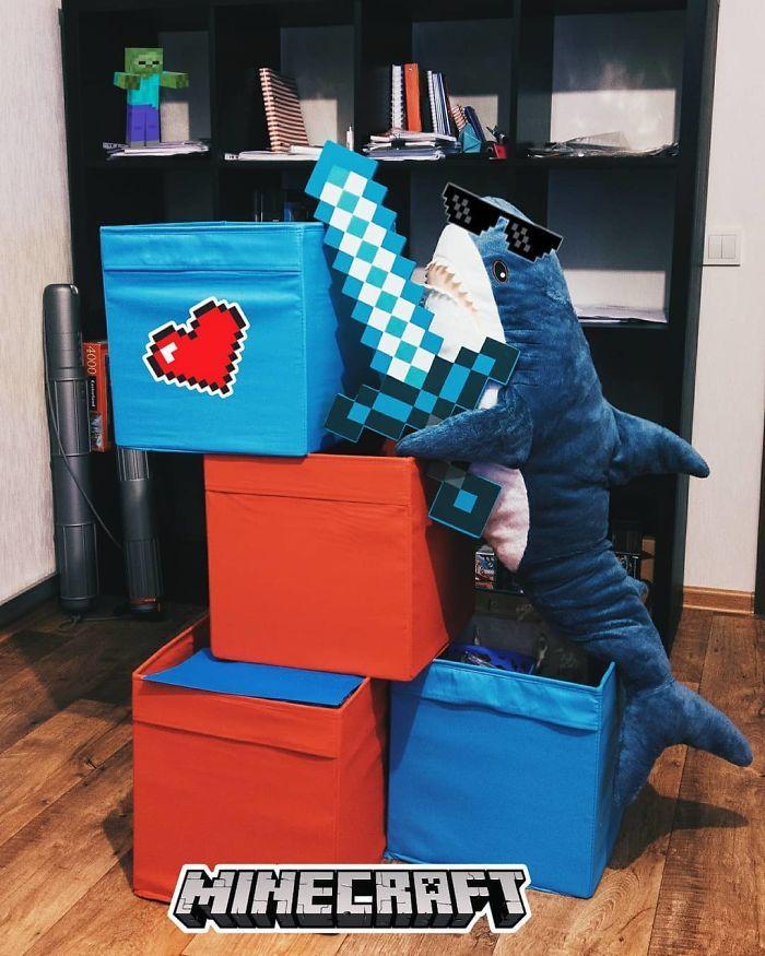Quand la nouvelle peluche requin Ikea Blåhaj devient Viral 18