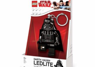 Star Wars - Porte-clés LED Dark Vador 1