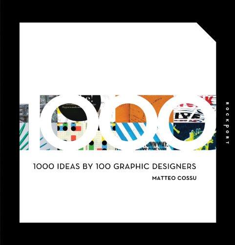 Livre 1000 idées de Design par 100 Designers