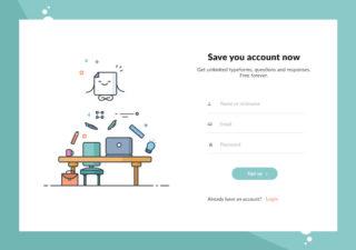 Inspiration : UX/UI les bonnes pratiques d'un formulaire de connexion (Login Form) 1