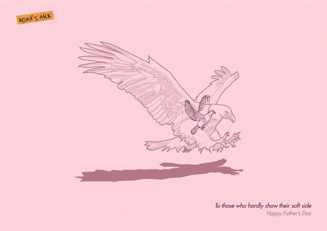 Inspiration – 90 Affiches Publicitaires Graphiques de Septembre 2018 43