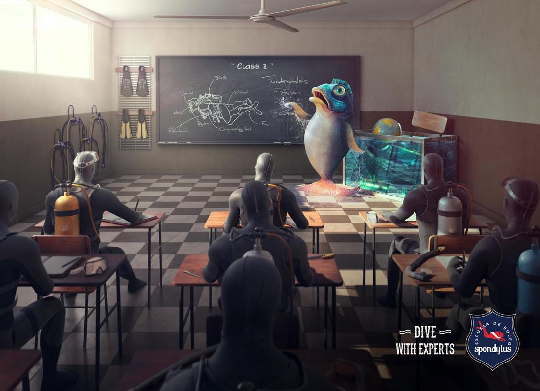 Inspiration – 90 Affiches Publicitaires Graphiques de Septembre 2018 82