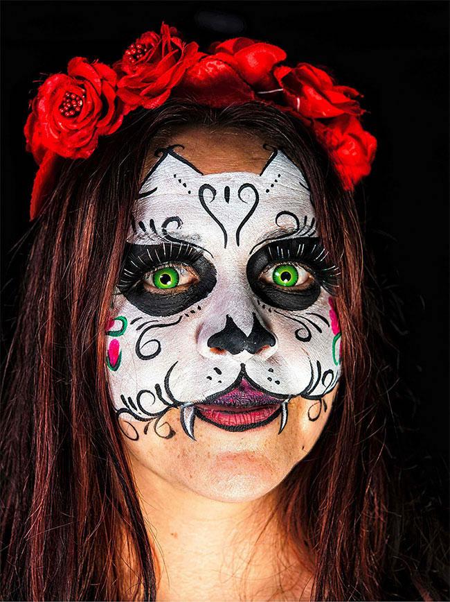Portraits magnifiques de la Fête des morts au Méxique 6
