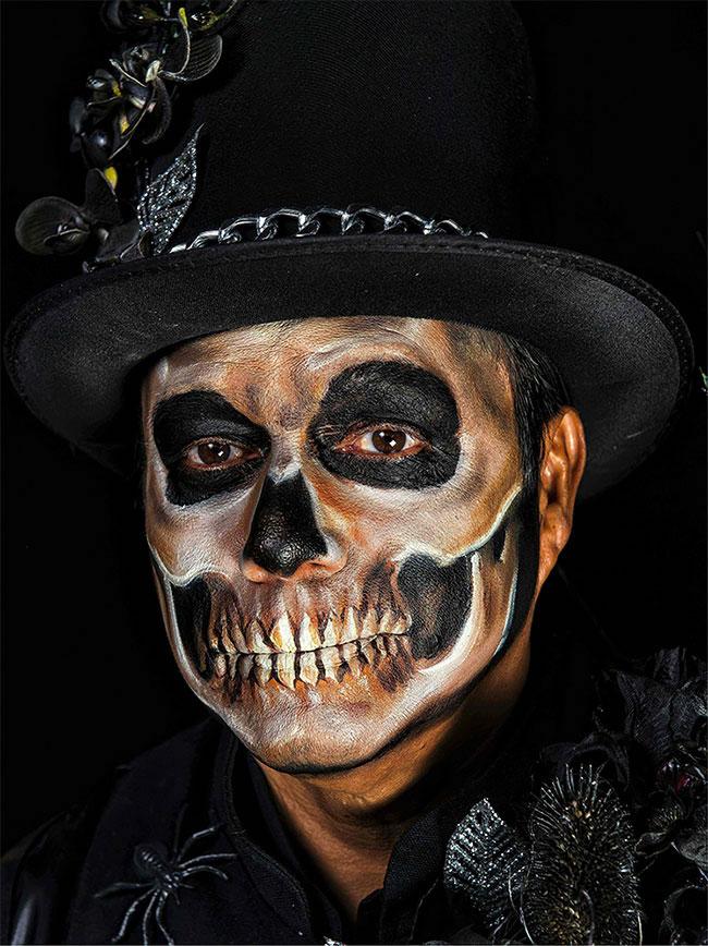 Portraits magnifiques de la Fête des morts au Méxique 8