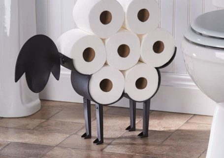 Votre porte PQ Mouton 9