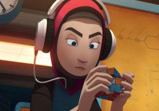 Scrambled - Un Court métrage d'un rubik's cube et de l'évolution du jeu 1