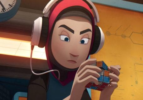 Scrambled – Un Court métrage d'un rubik's cube et de l'évolution du jeu
