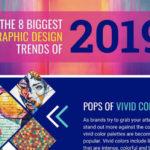 [Infographie] 8 Tendances graphiques pour 2019