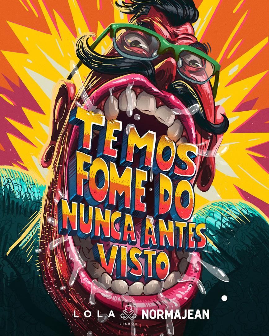 110 affiches publicitaires créatives et originales d'octobre 2018 2