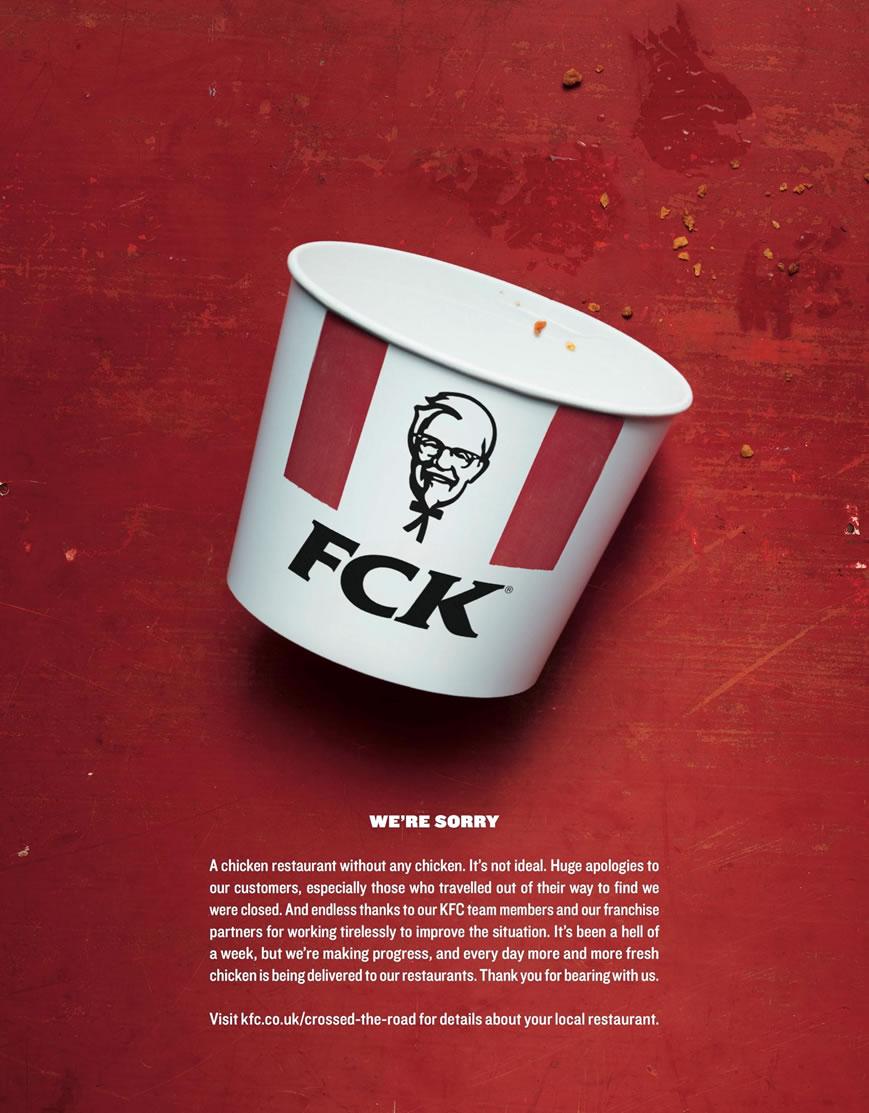 110 affiches publicitaires créatives et originales d'octobre 2018 103