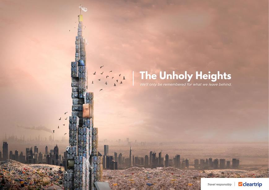 110 affiches publicitaires créatives et originales d'octobre 2018 19