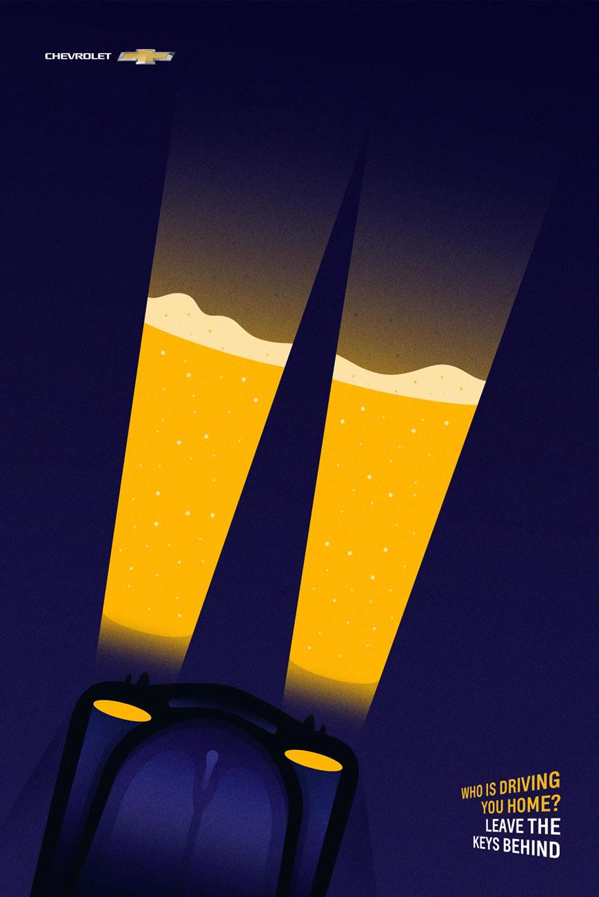110 affiches publicitaires créatives et originales d'octobre 2018 26