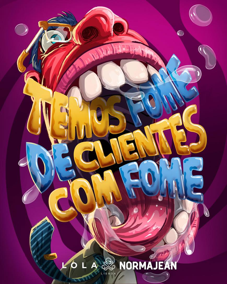 110 affiches publicitaires créatives et originales d'octobre 2018 5