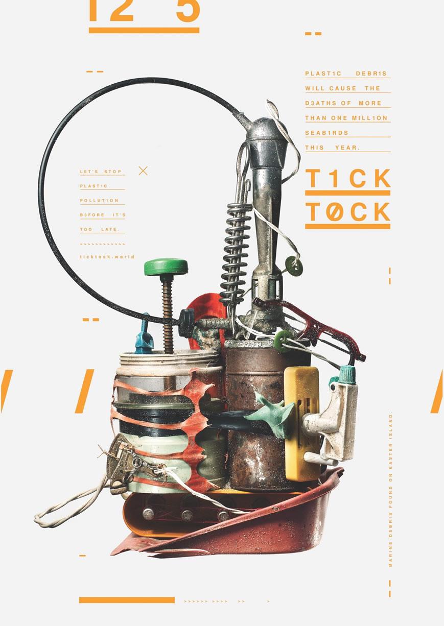 110 affiches publicitaires créatives et originales d'octobre 2018 48