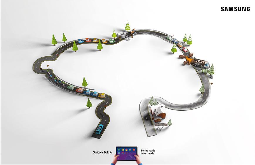 110 affiches publicitaires créatives et originales d'octobre 2018 87