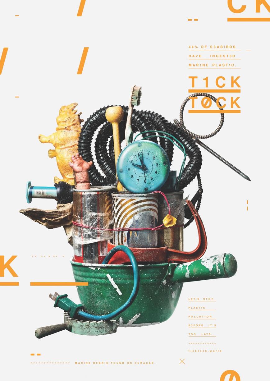 110 affiches publicitaires créatives et originales d'octobre 2018 96