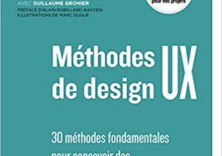 30 méthodes fondamentales UX Design 1